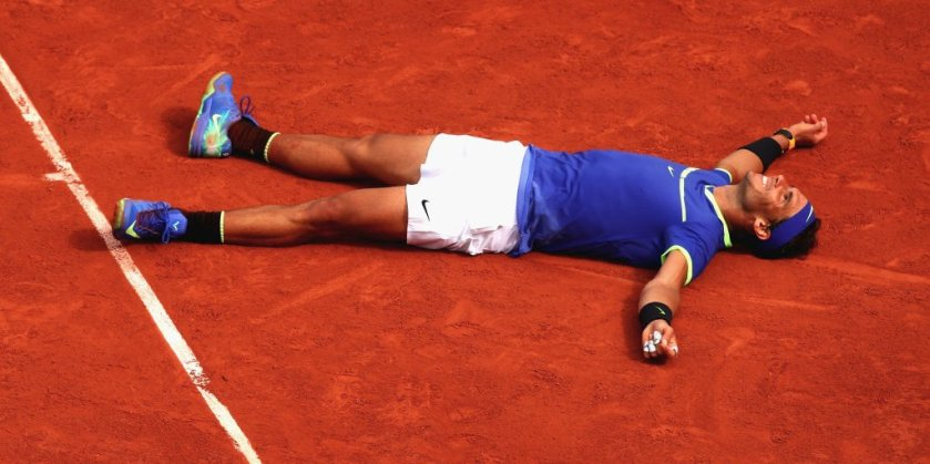 raf nadal wins french open