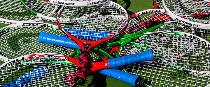 What are They Swinging? A Guide of Racquets Used by the Top ATP/WTA Tour Pros