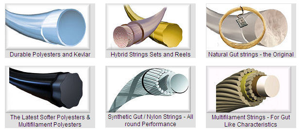 types-of-tennis-string